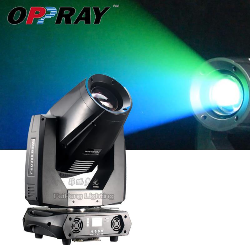 DJ Performansı BSW LED 300 W CMY 3IN1 Sharpy Işık Işık Hareketli Kafa Astarı Zoom Yıkama Yüksek Güçlü Sahne Işıkları