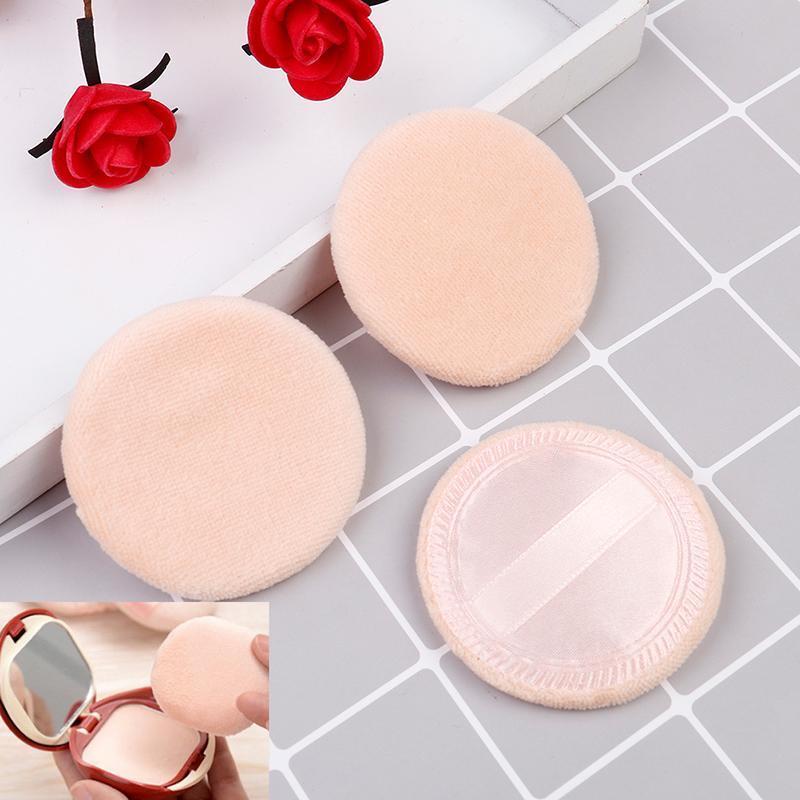Мягкая лицевая косметическая губка для красоты порошковых колодок для лица косметические губки, аппликаторы хлопок