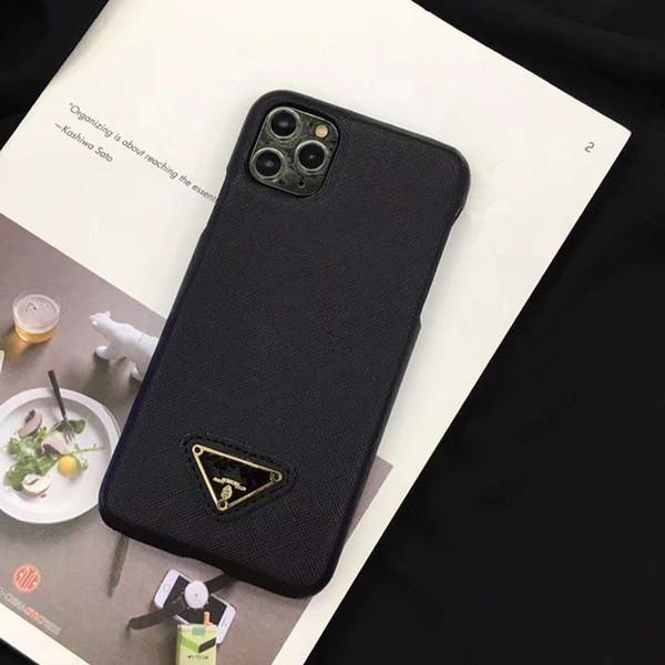 Мода Чехлы для телефона Чехол для iPhone 12/11 / 11PRO / 11PRO MAX / XR XSMAX X / XS 7P / 8P7 / 8 / Высококачественные дизайнеры Действительно покрывают оболочку 2-Цвет