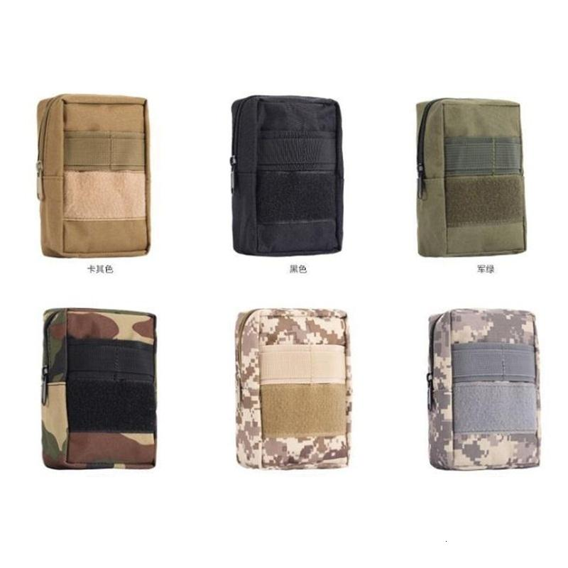 Mini Tactical Waist Pack Accessories Equipment Bags Nylon Pockets Pouch For Camping Environmental Protection Portable Belt 9 5dw dd