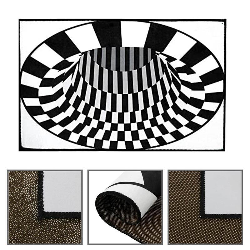 Teppiche Druck 3D Teppich Home Outdoors Alfombra Picknickmatte Gedruckt Wohnzimmer Bodenfläche Teppich Badezimmer Dekorative Pad