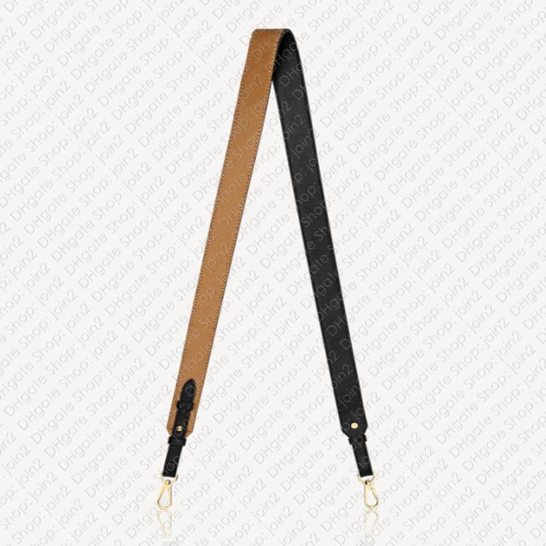 J02371 Bandoulière de Sac Bandouliere XL Bag Parts Acessórios Ajustável Flores Reverse Lona Multi PoChette Accessoires Metis Strap