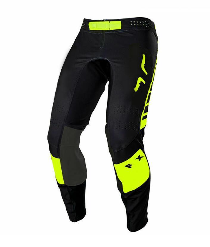 Nuovi pantaloni a discesa anti-caduta del motociclo di cross-country 2021 Pantaloni da corsa sportivi competitivi professionali