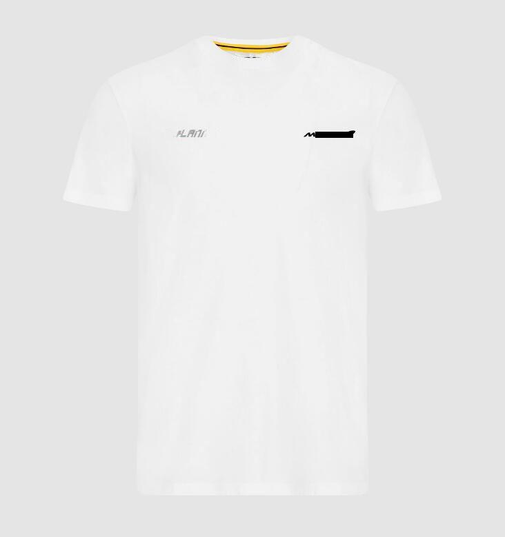 T-shirt da competizione di racing F1 personalizzabile 2021 stagione Formula One Auto Team Trasuli Summer Maniche corte
