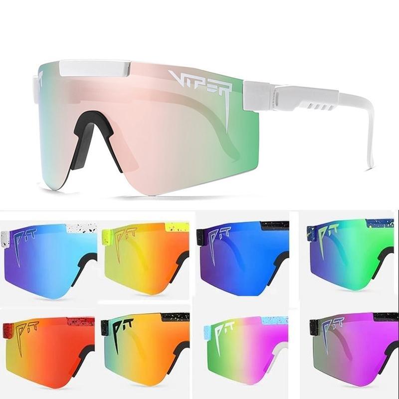 حفرة الافعى ركوب النظارات الشمسية mtb uv 400 استقطاب رياضة نظارات دراجة دراجة الدراجة الجبلية نظارات رجالية النساء الدراجات النظارات