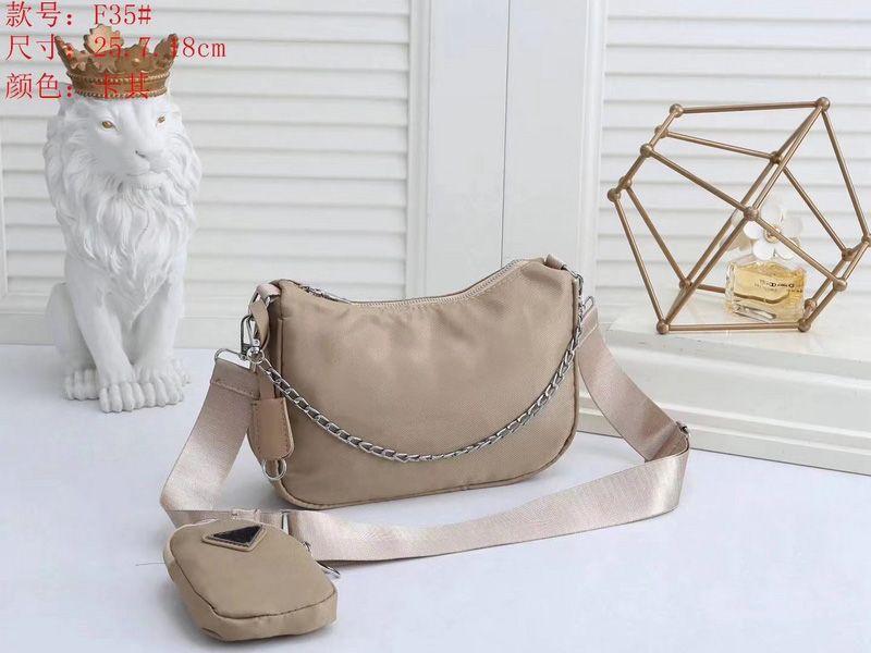 Сумка кошелька женская сумка дизайнер высококачественный один плечо мессенджер кошельки подмышки сумки карманные классические 2-х частей набор