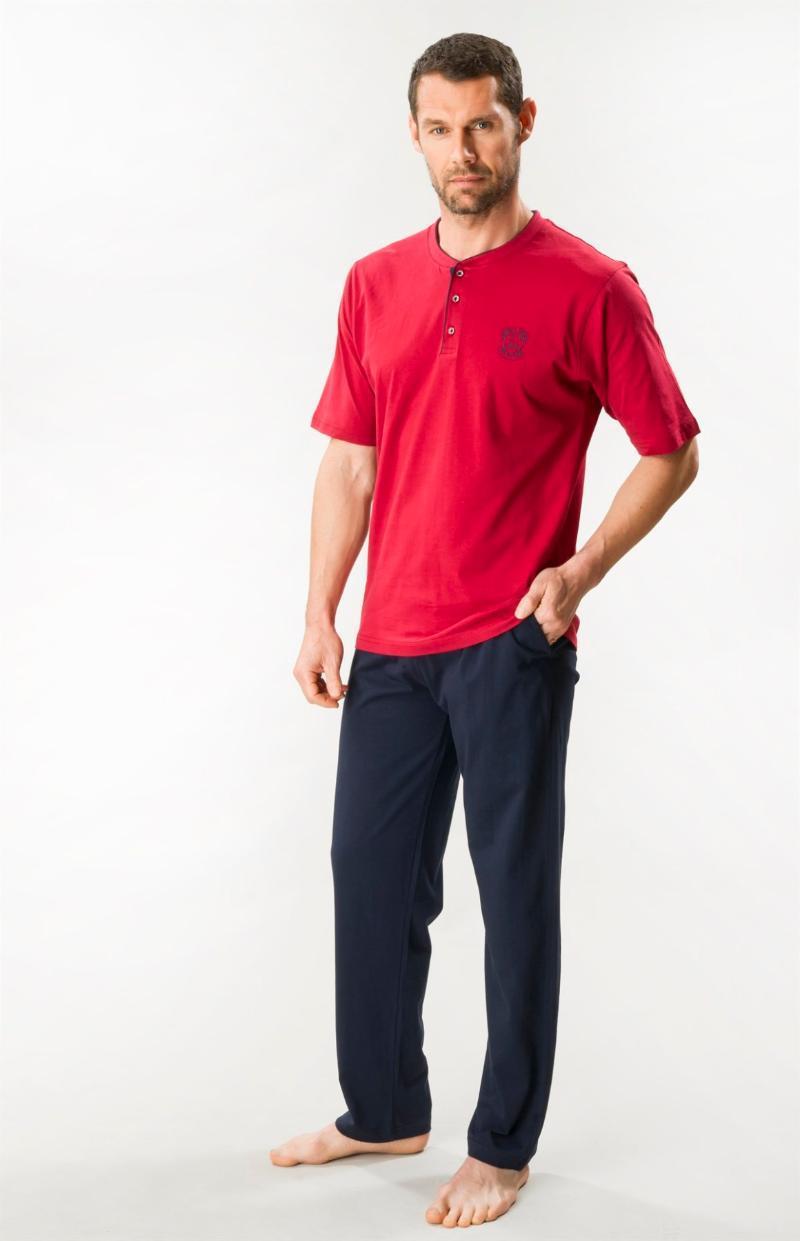Pajamas dello sposo Set PCS Jeans da uomo