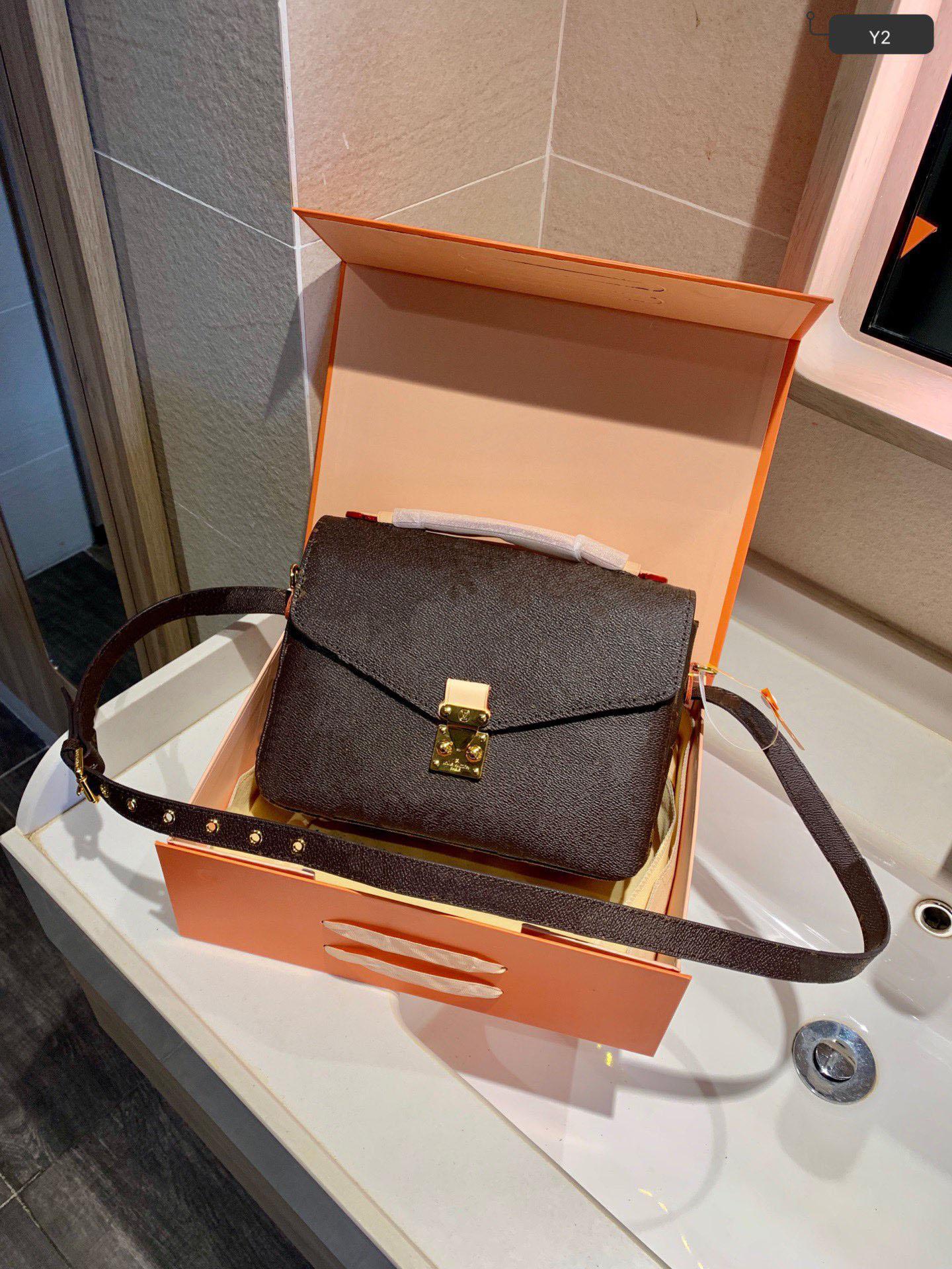 Designers mulheres mensageiro bolsa de ombro couro embreagem totes cocette metis crossbody backcases bolsa bolsa 40780