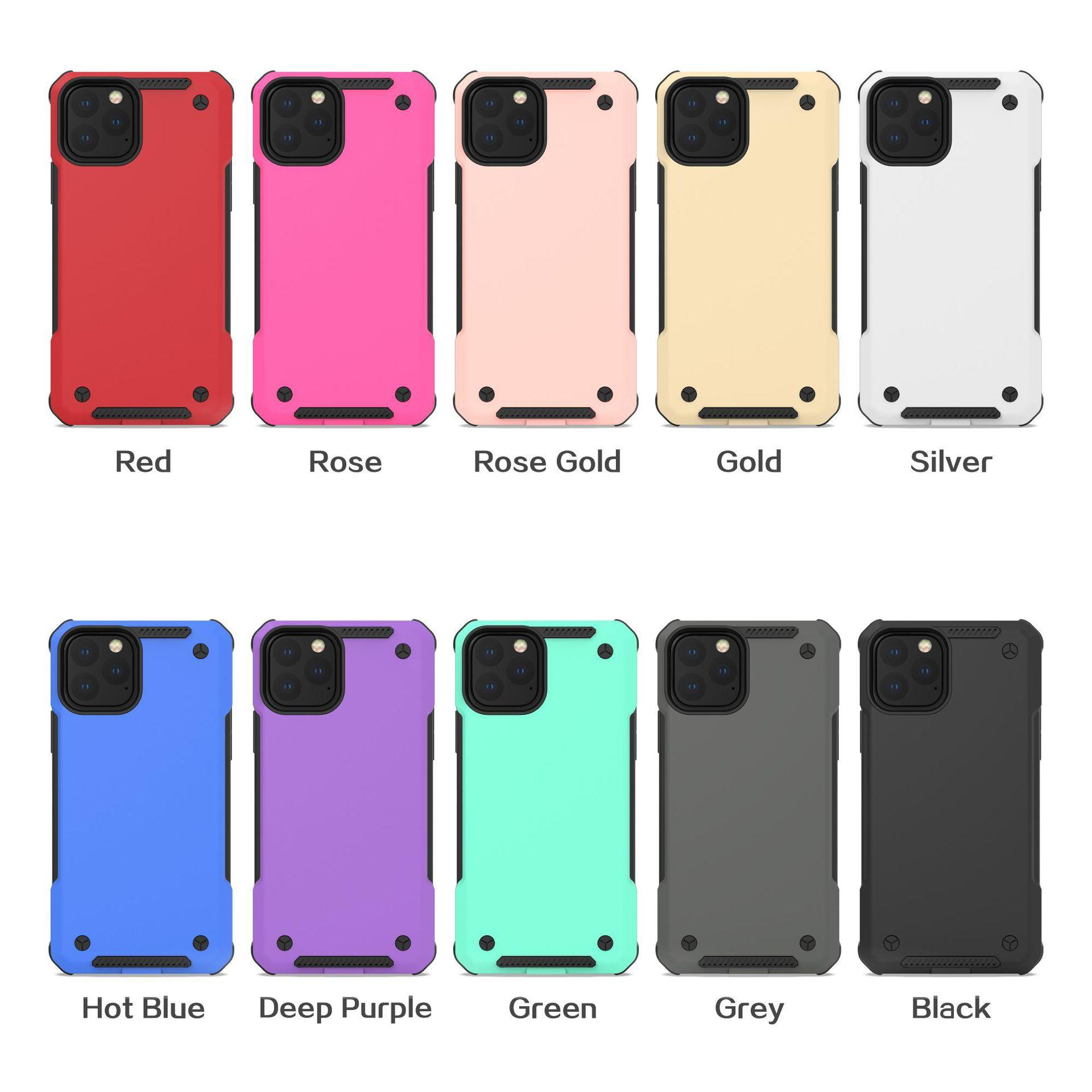 Модный дизайн TPU Телефонные чехлы для iPhone 12 Mini Pro Max 6/7/8 11 плюс ПК Степени
