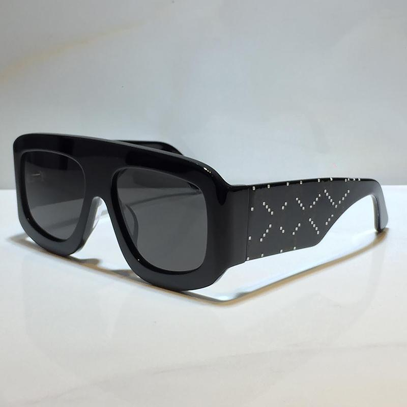 Sunglasses For Men and Women Summer style Anti-Ultraviolet 0980S Retro Plate Plank Rectangle Full frame fashion Eyeglasses Random Box