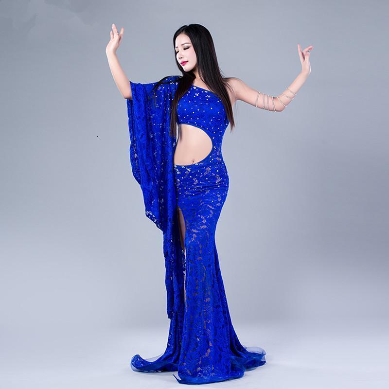 BellyDance Oriental Eastern Belly Dance Diamante Diamante Dancing Costumi Abbigliamento Bra Bra Cinturino Skirt Gonna Anello Abito Abito 2460