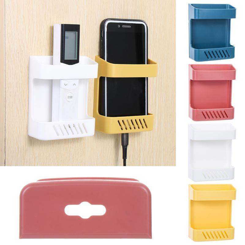 Est Caddy Smart TV Holder Home Office Wall Mount Convenient Remote Control Organiser Storage For Phone Stand Case Hooks & Rails