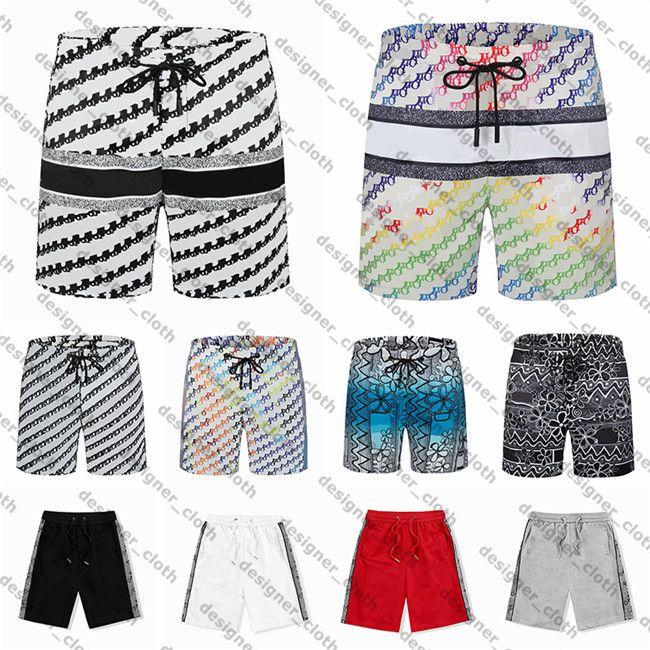 2021 дизайнеры мужчины лето тонкий шорты тренажерный зал фитнес бодибилдинг бегущий мужчина короткие брюки длиной колена дышащая сетка спортивная одежда пляжные брюки 21ss