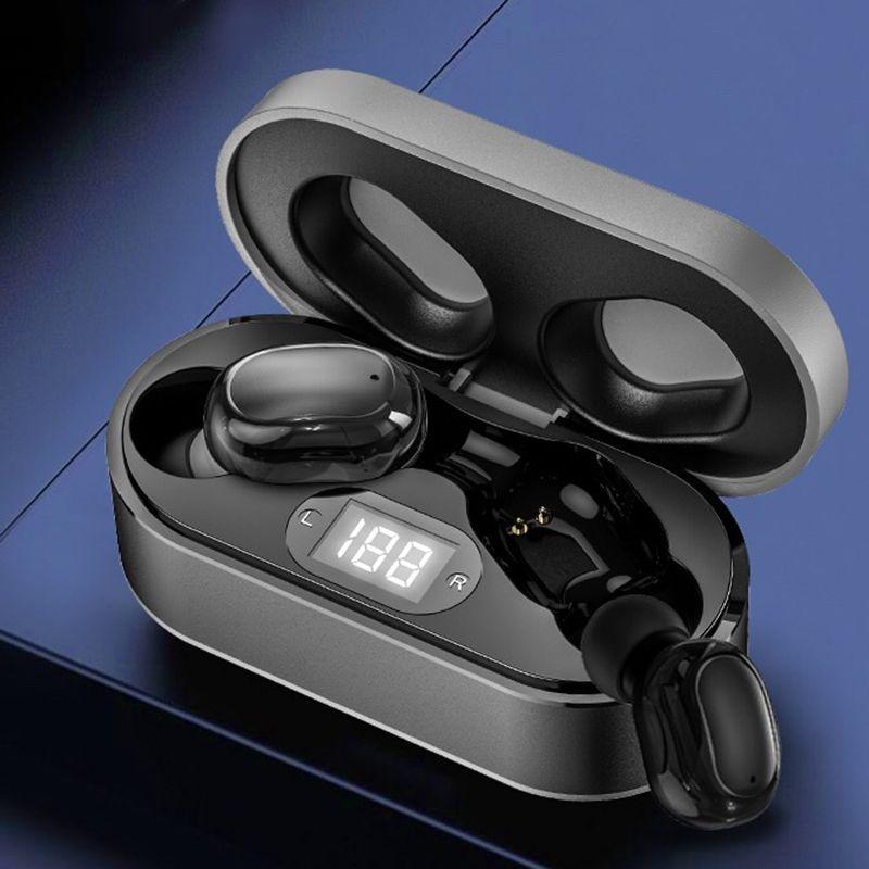Samma som före Bluetooth-hörlurar Chip Metal Hinge Wireless Laddning Hörlurar Earbud 2 3