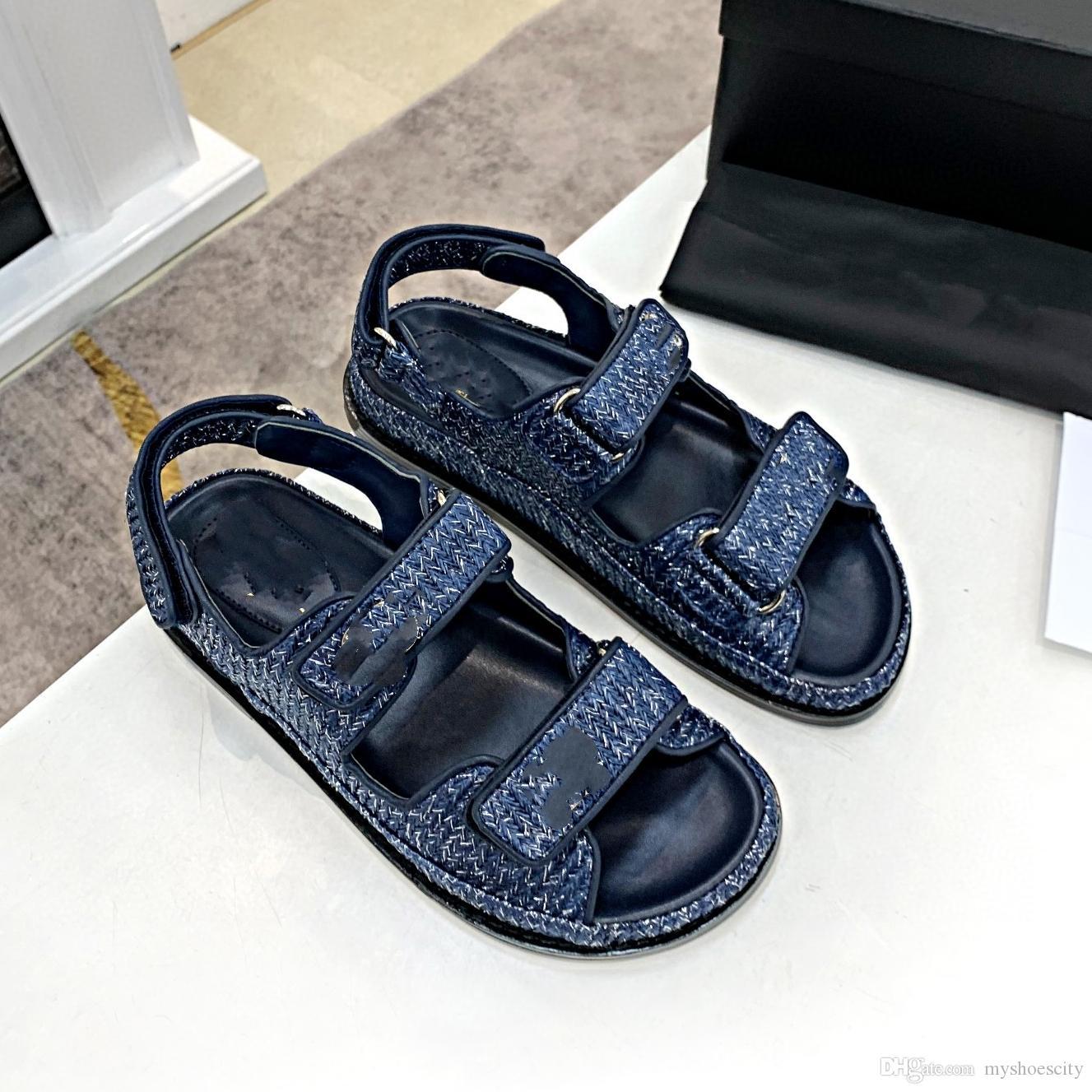 30 renkler sihirli sopa kapitone platform sandalet kristal üst deri ile lüks tasarımcı ayakkabı kadın boyutu 35 ila 41