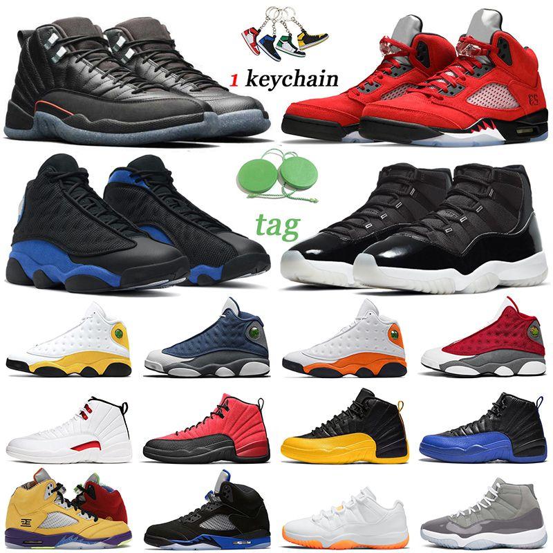 nike air jordan retro 11s chaussures de basket-ball pour hommes Jubilee 12s Dark Concord Reverse Flu Game 13s Hyper Royal Red Flint femmes formateurs baskets de sport