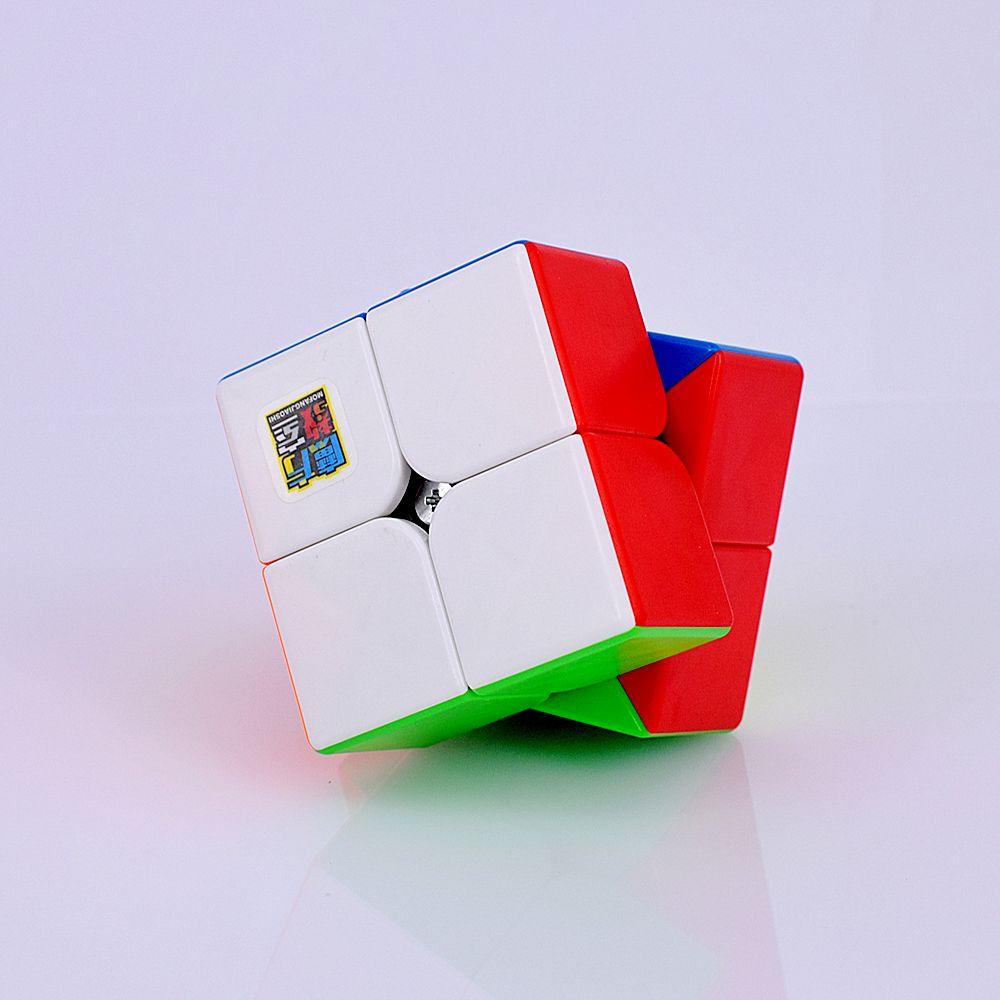MOYU MEILONG M 마그네틱 2x2x2 매직 큐브 2x2 속도 큐브 Meilong 2M 자석 2x2x2 Cubo Magico 3x3x3 4x4x4 퍼즐 큐브 5x5x5