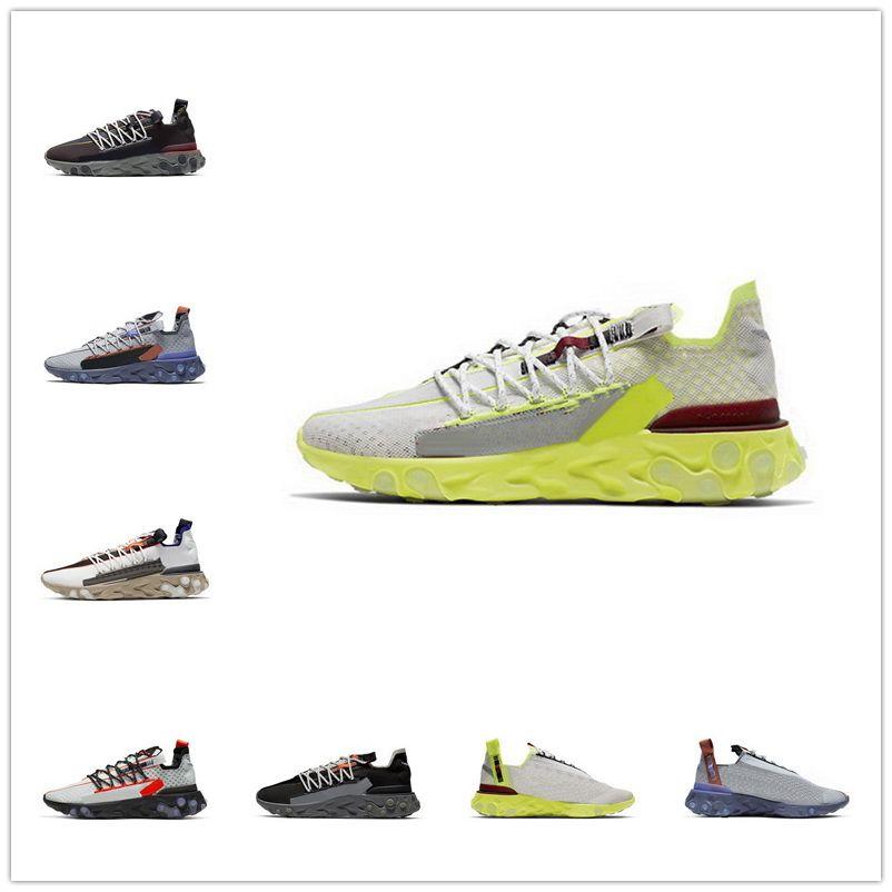 Mens grátis Metcon 3 Correndo Sapatos Combinar Flexibilidade Reagir Corredor Mid WR ISPA Yakuda Botas Locais Loja Online Dropshipping Aceitado Best Sports Training Sneakers