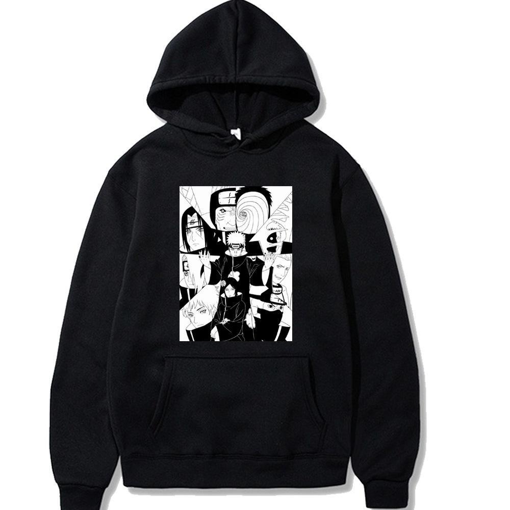 Moletom Naruto Hoodie Komatsu Hara Sufeng Sweater Men's Hoodie