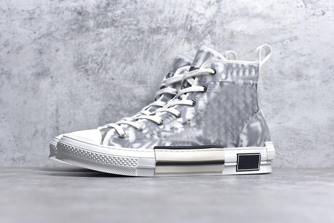 Dior shoes مصمم التقنية B22 B23 الاحذية عارضة 19ss المستفادة أسفل تنفس النساء الرجال منصة الجلود الزهور المدربين الرياضة