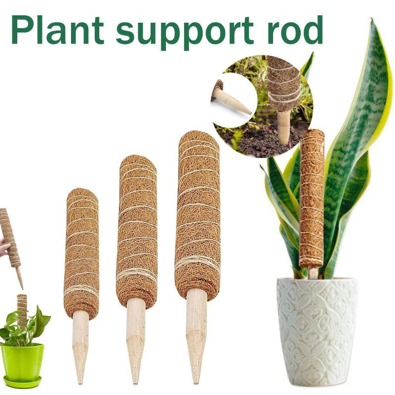 Top Selling Plant Support Moss Pole Stick For Climbing Plants Extension Wholesale And Drop #40 Other Garden Supplies