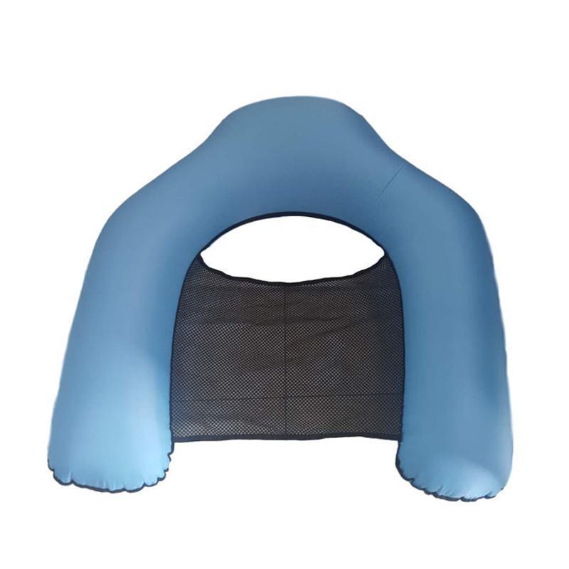 Şamandıra Şişme Lounge Havuz Şehriye Yüzer Örgü Sandalye Yüzme T8 Floats Tüpler