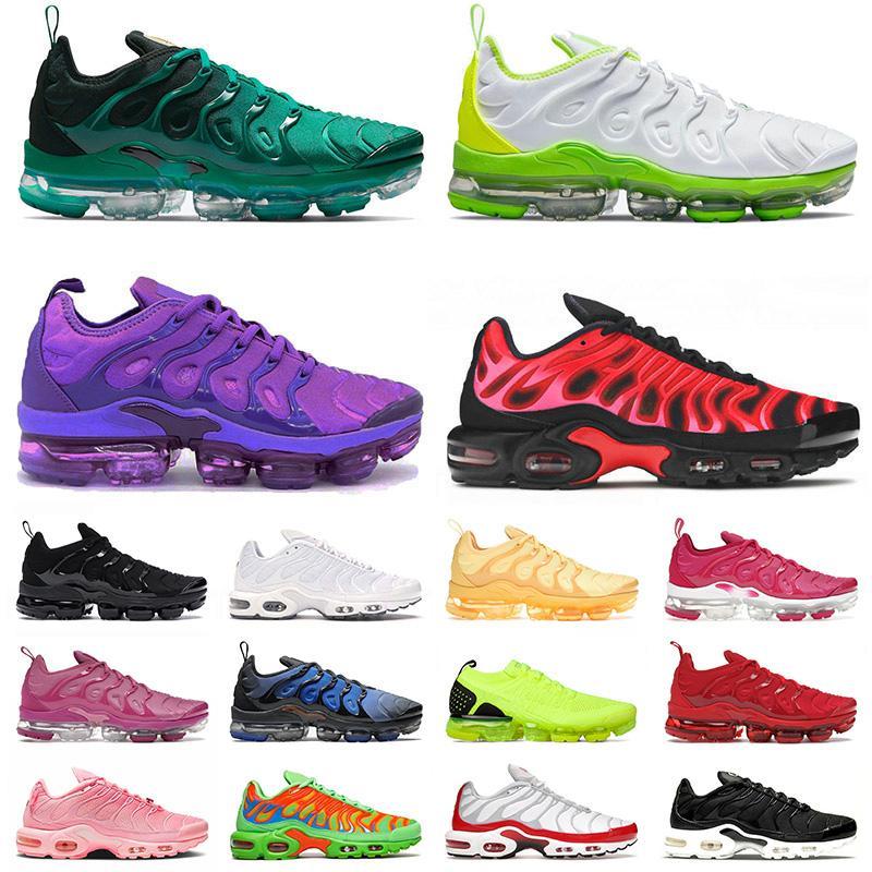 nike air vapormax plus tn flyknit 2019 vapor max running off white max vapourmax airmax shoes حذاء الجري للرجال والنساء مقاس US 13 حذاء رياضي أحذية