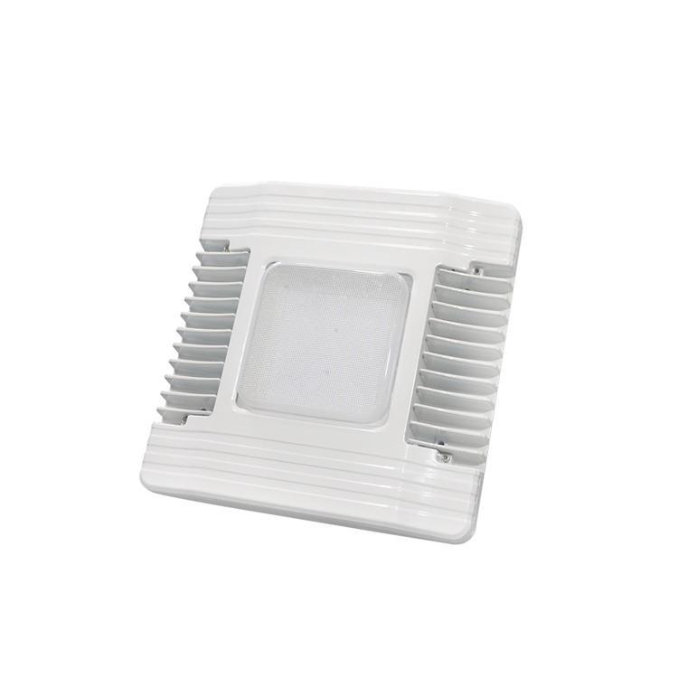 LED volando directo 150W reflectores de floodlights techo techo luz ultra eficiente eficiente superficie de gas estación de gas high bahy carport o estacionamiento lámpara de garaje 100-277v crestech