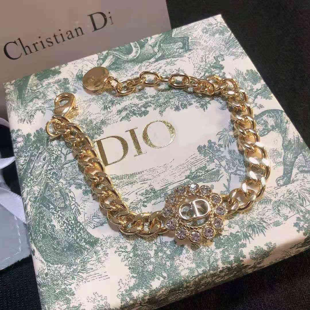D Home / Dijia otoño e invierno 2021 Diamante con incrustaciones de perlas de perlas.