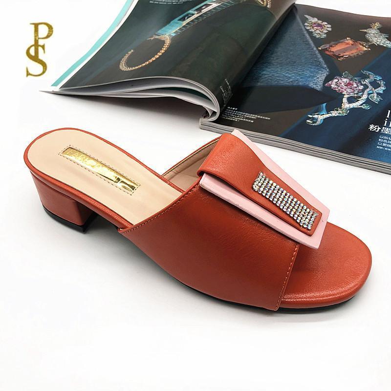 Sapatos de mama de senhora de estilo africano colorido estilo africano