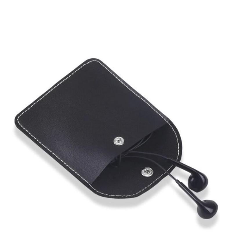 المحمولة سماعة التخزين منظم سماعات الأذن الحقيبة مربع هارد سماعة حالة سماعة غطاء حامي بطاقة كابل كابل USB