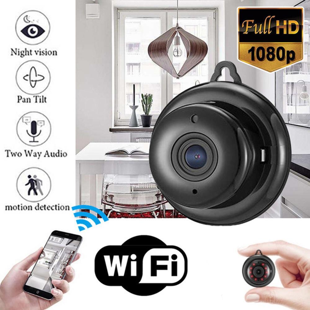 V380 WiFi petite caméra infrarouge 1080p mini caméras IP sans fil Caméras exclusive Vision nocturne P2P CCTV caméscope Motion Détection de la sécurité Dual Audio