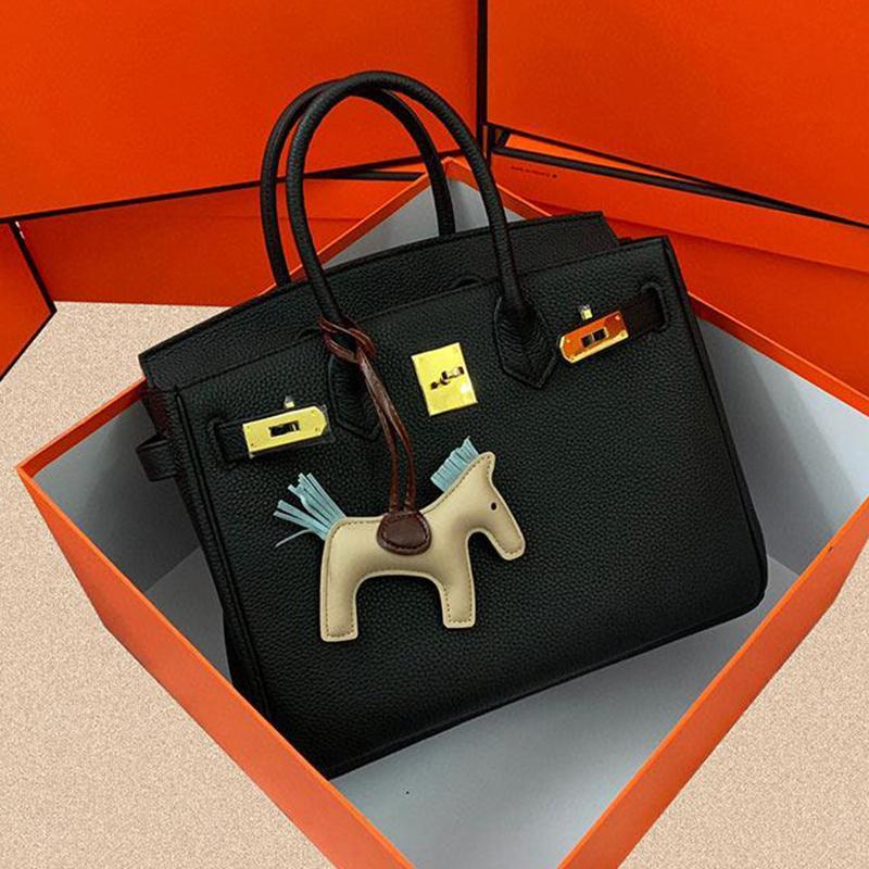 Birkin Togo Top Quality Embrayage Tote Sac à main Portefeuille de luxe Portefeuille Cowhide Cuir Femmes Portefeuilles de concepteur Sacs 2021 Classic Marque Sacs à main en gros