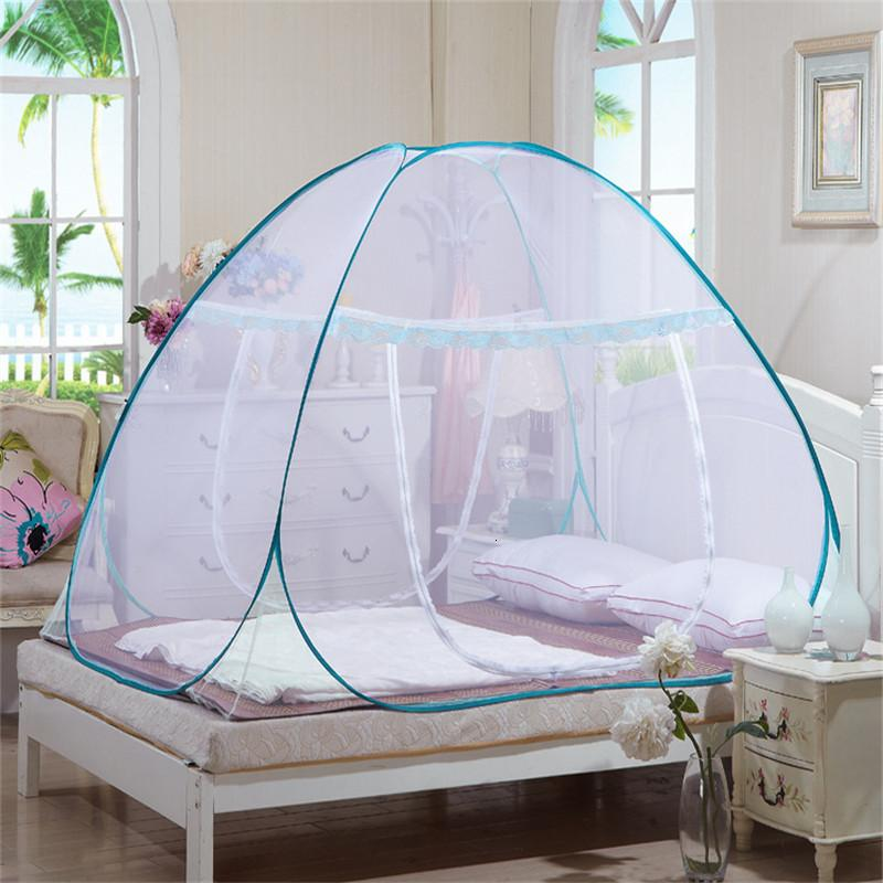 Summer Mosquito Net For Home Bed Tent Student Bunk Bed Mosquito Net Mesh Adult Double Bed Netting Tent