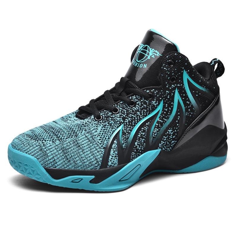 2021 Haute Qualité Hommes Casual Chaussures Sneaker Grey Sports Baskets Baskets Taille 7-13 des Chaussures 103