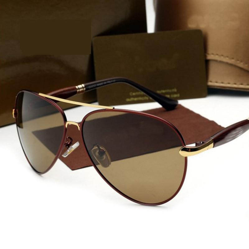 Top Qualität Mode Vintage UV400 MENS Womens Marke Designer Sonnenbrille Damen Sonnenbrille mit Hüllen und Kasten 4 Farben