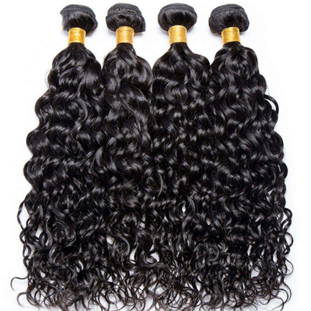 Wasserwelle Huma Haar Haarverlängerung