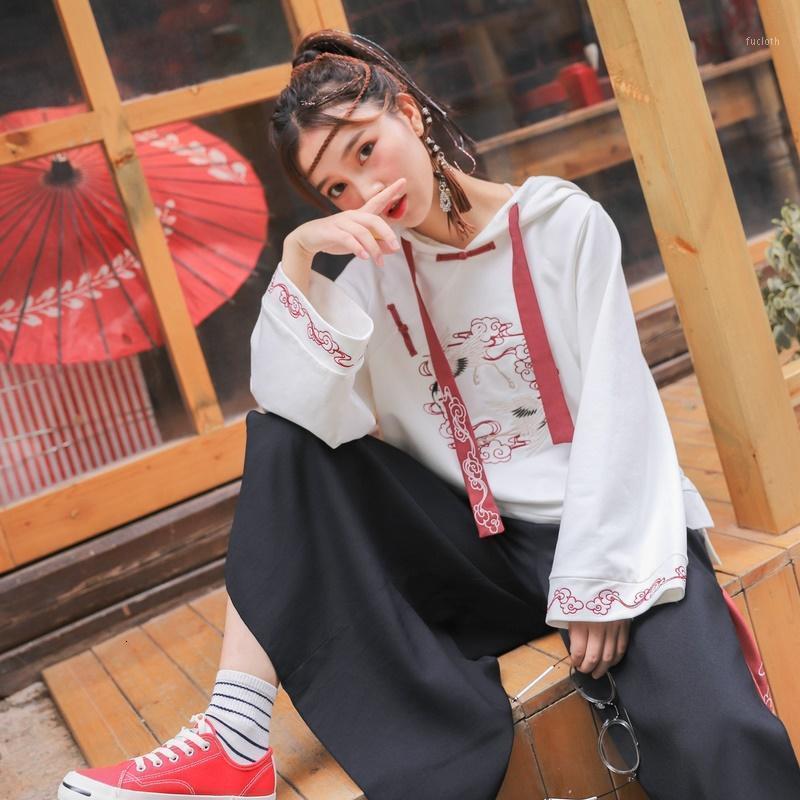 전통적인 일본 의류 여성 기모노스 화이트 폴딩 cheongsam 드레스 중국 스타일 하라주쿠 카와이 일본 코스프레 FF20971