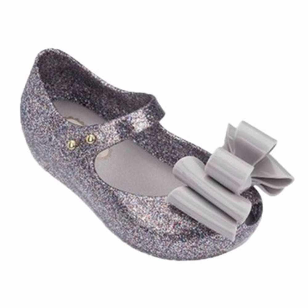 مصغرة ميليسا فتاة الصنادل الصيف الأحذية للأطفال الصنادل للماء عدم الانزلاق شاطئ الصنادل ميليسا أحذية Y200103