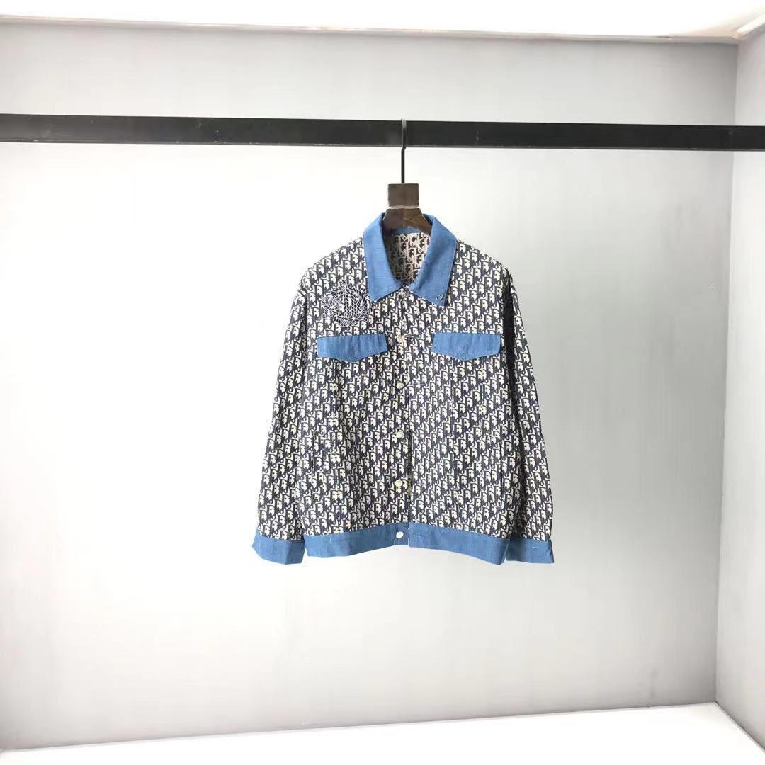 2021ss Spring and Summer Nouveau Coton de haute qualité Impression à manches courtes T-shirt T-shirt Tableau: M-L-XL-XXL-XXXL Couleur: noir blanc DVV5