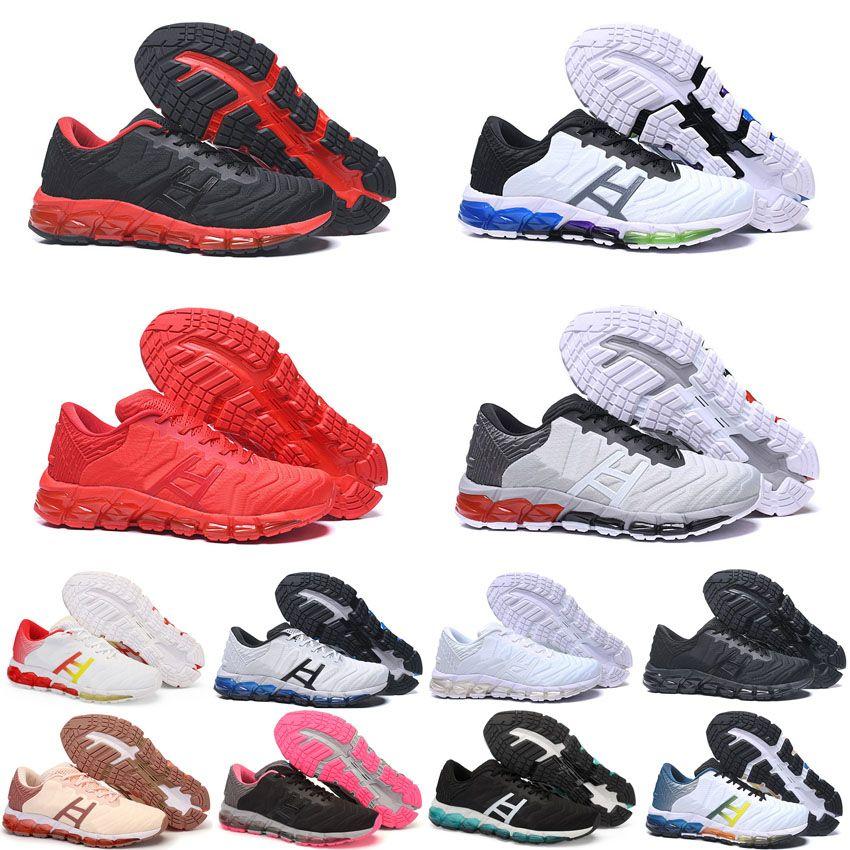Оптовая топ-качество Женщины Мужчины Гель Quantum 360 5 Открытый Беговая Обувная Обувь Тренер Дизайнер работает Спортивная обувь