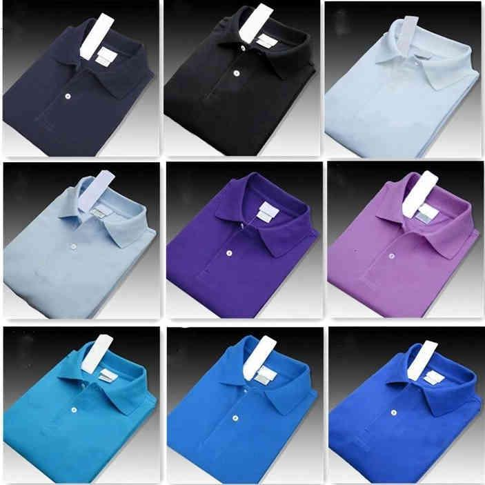Mens Classical T-Shirt Casual Style Fashion Short Sleeve Colorful Solid Tee Summer Top Clothing XS-XXXXL_Discount