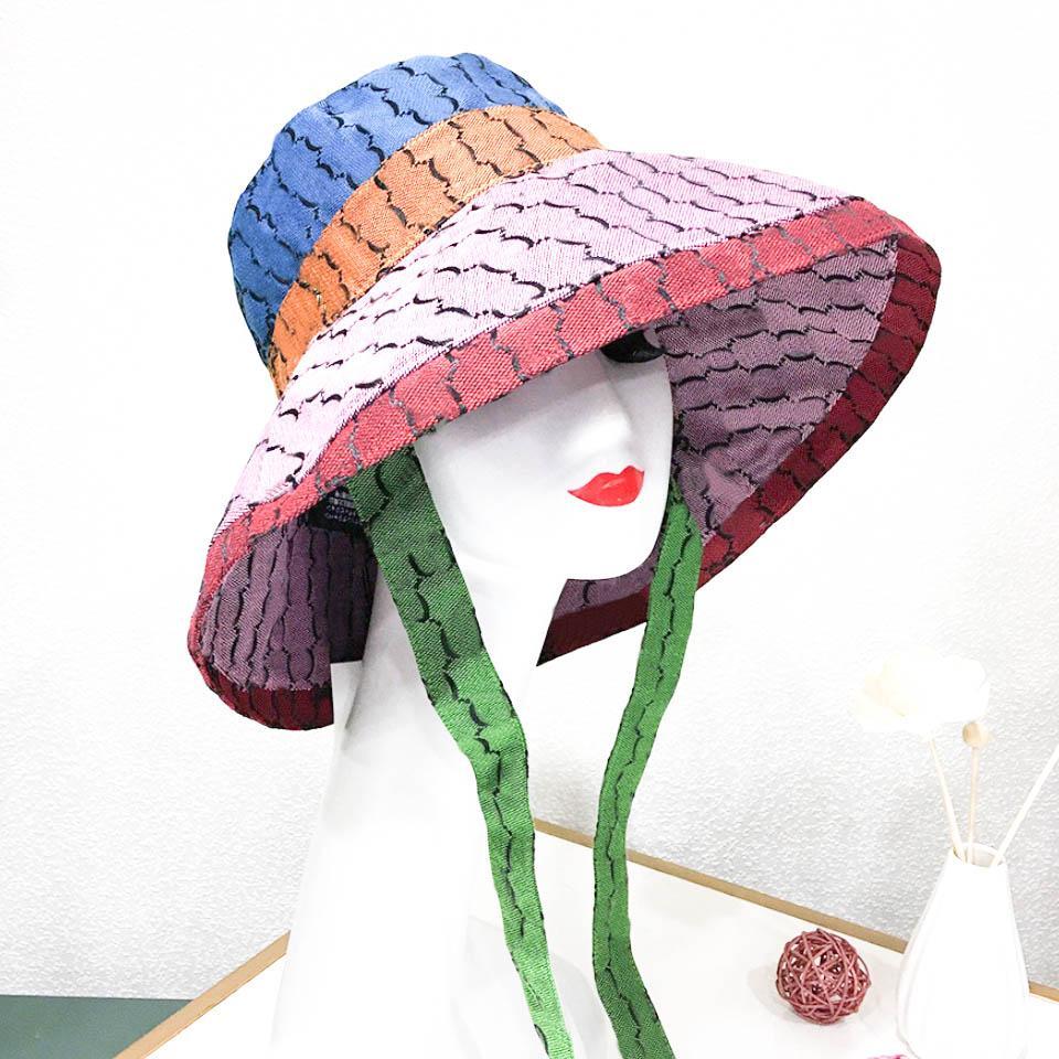 Bucket Hat Fitted Hats fitted hats bucket hat Fedora Caps Beanie Beanies Bonnet Fisherman Hats Patchwork cap Summer Sun Visor for women visors for beach fit cap