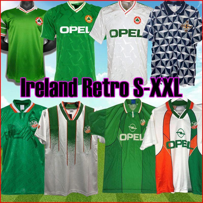 أيرلندا 1990 ريترو لكرة القدم الفانيلة 1988 1992 1992 1995 1996 خمر الأعلى لكرة القدم كيت قميص شمال أيرلندا 1993 أطقم 78 88 91 93 94 98 98 اسكتلندا الكلاسيكية الزي الرسمي