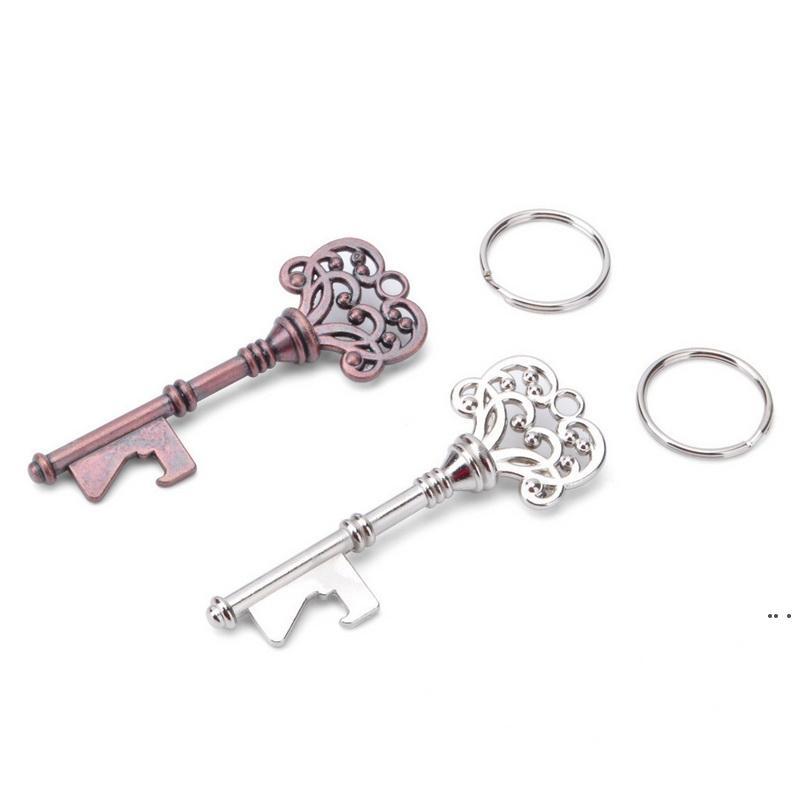 빈티지 키 체인 열쇠 고리 맥주 병 오프너 코카 링 또는 체인 홀 또는 체인 도구를 열 수 있습니다 hwc7294