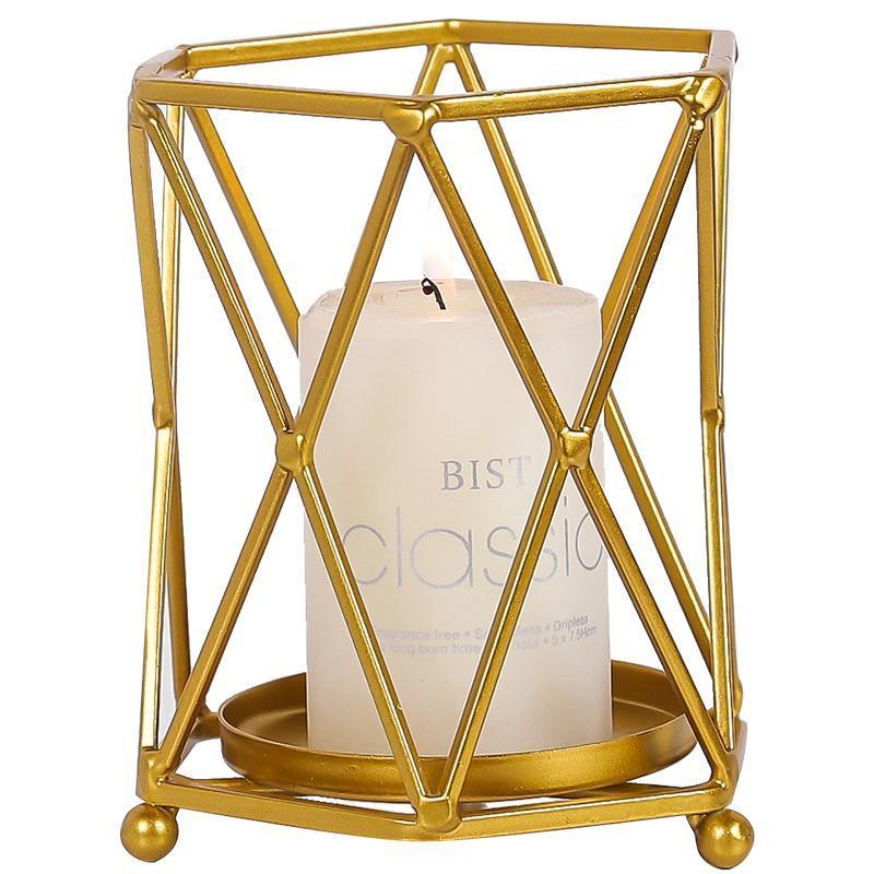 Antiguos candelabros de oro retro grandes de bronce alto boda candelabra metal vintage cena romántica bugoseir candelabros 30261