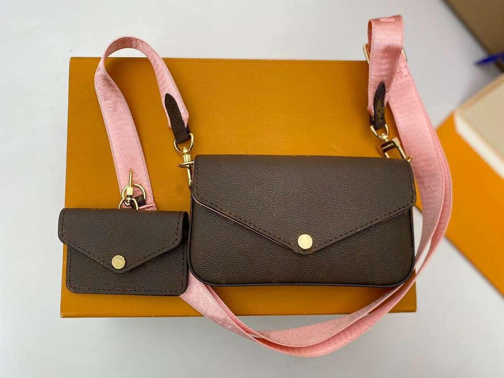 Borse Donna Lussurys Designer Designer Crossbody Leather Borse Portafoglio Borsa a spalla Borsa PRUSE