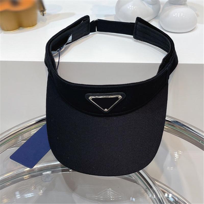 2021 Estate Casquette Donne Designer Designer Cappelli Cappelli Cappelli da donna da donna Cappellino da baseball Attività Outdoor Attività VISORI 2021042301XV