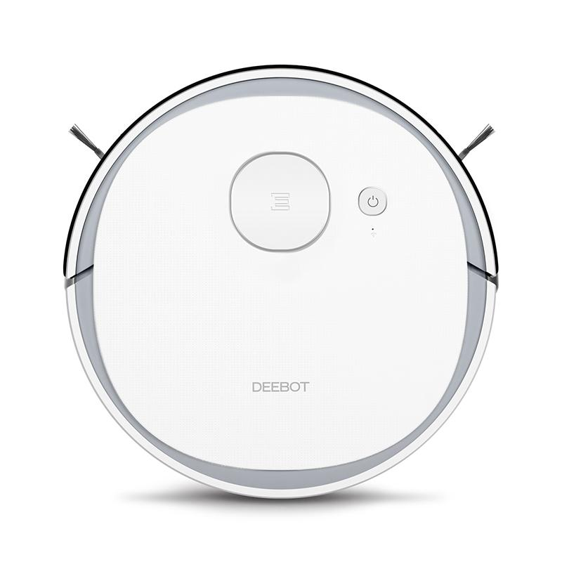 ECOVACS DEEEBOT N3 Max Laser Robot Aspirateur avec MOP Nettoyage de la maison Machine à balayage Alexa Google App Control vocal