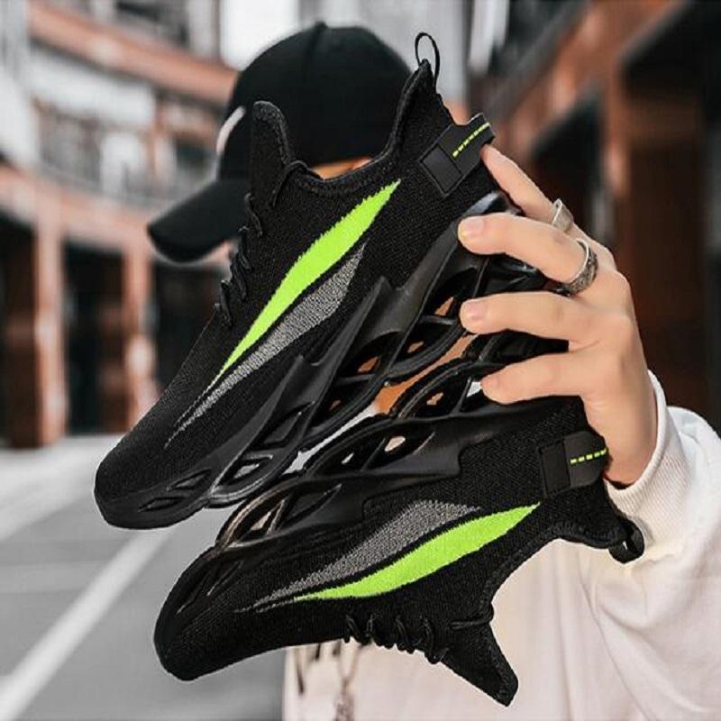 الرجال الرياضة أحذية رياضية خفيفة الاحذية النساء الرياضة الدانتيل متابعة تنفس شبكة المشي الركض الأحذية
